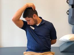 Neck Stretch Posterior Muscles
